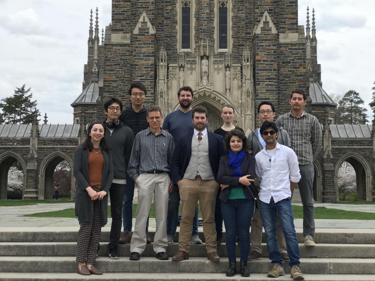 Mitzi group photo - post Wiley defense